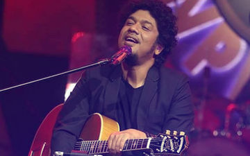 After Kissing Controversy, Papon Is Back With A New Song