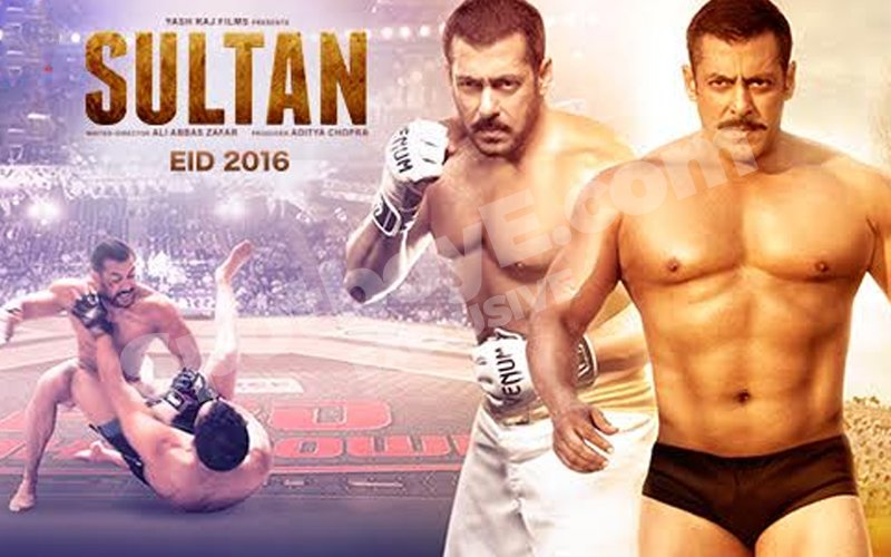 No Cuts in Salman's Sultan, Censors loved the film