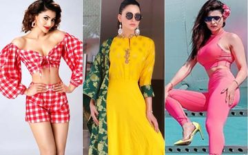Holi 2020: Funk It Up This Festival Of Colours, Seek Style Inspo From Urvashi Rautela's Closet