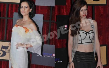 Kangana, Kalki rock their red carpet look