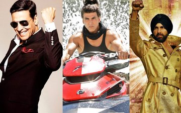 BIRTHDAY SPECIAL: 22 Akshay Kumar Reactions For Everyday Situations In His Own Khiladi Style