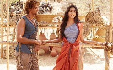 Pooja Hegde reveals her free-spirited self in this Mohenjo Daro track