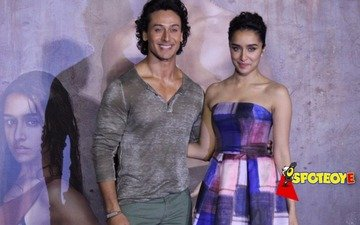 Tiger, Shraddha steal limelight at Baaghi trailer launch