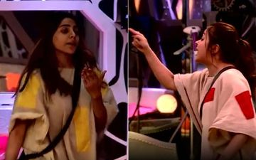 Bigg Boss 14: Nikki Tamboli Infuriates Devoleena Bhattacharjee By Teasing Her And Dancing; Latter Yells 'Ye Jaakar Apne Boyfriends Ko Dikha'- VIDEO
