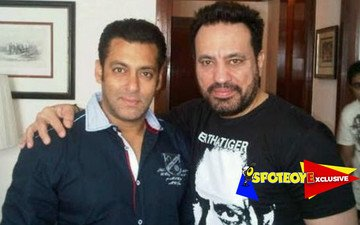 Shera sacrifices son's Bollywood debut for Salman