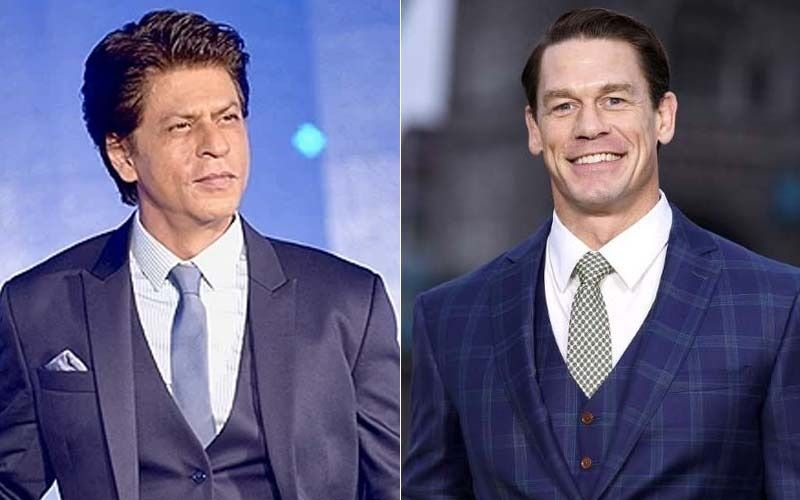 WWE Legend John Cena Is As Excited As You For Shah Rukh Khan's Ted Talks, We Have Proof