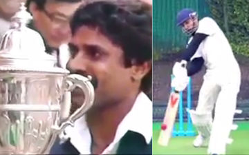 '83: Ranveer's Special Tribute For India's Historic World Cup Win In 1983; Shares BTS Video Of His Prep Work
