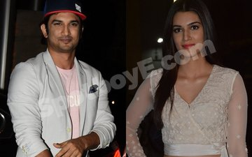 Sushant And Kriti's Love Story Comes To An End