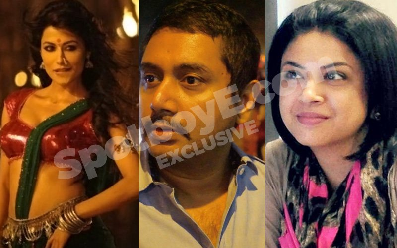 Chitrangda wanted to wear low-cut blouses, Kushan wasn't outrageous in his directives: Nandy's business partner Kiran