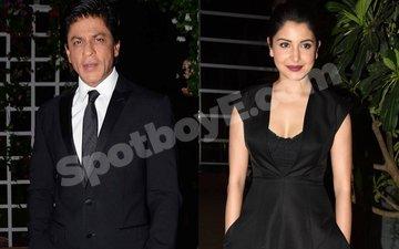 SRK-Anushka Revisit The Past In Amsterdam