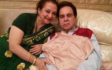 Dilip Kumar back on his feet