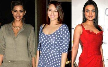 Sonam, Sonakshi, Preity set the record straight