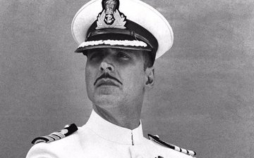 Guess who has lent voice to Rustom's radio trailer