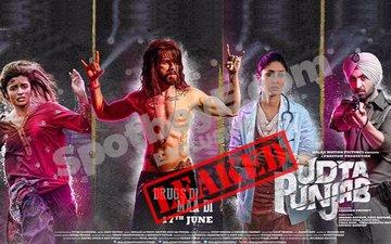 WHAT THE FU**! SABOTAGE!! Udta Punjab leaked online!!!