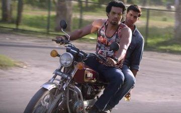 Randeep Hooda and Akshay Oberoi's bromance