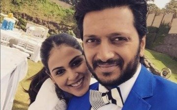 It's a boy for Riteish and Genelia