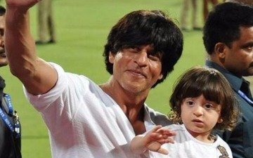 You won't believe where SRK celebrated AbRam's birthday