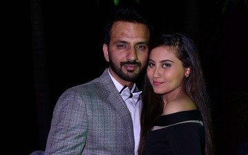 Television actor Ali Merchant gets hitched!