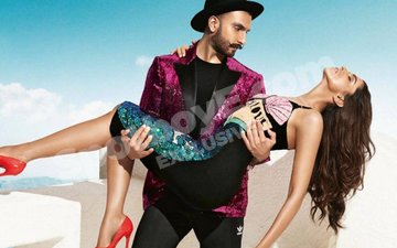 Ranveer-Deepika Starrer Padmavati To Be Funded By 2 Studios -- Eros & Viacom ?
