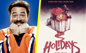 Kevin Smith's Holidays trailer is scary!