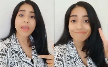 Amrita Rao Joins Viral 'Pawri' Trend With Her Baby Boy, But Gives It A Hilarious Twist: 'Potty Ho Rahi Hai'- WATCH