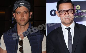 Hrithik takes his hands off 'Thug'! Aamir might replace him