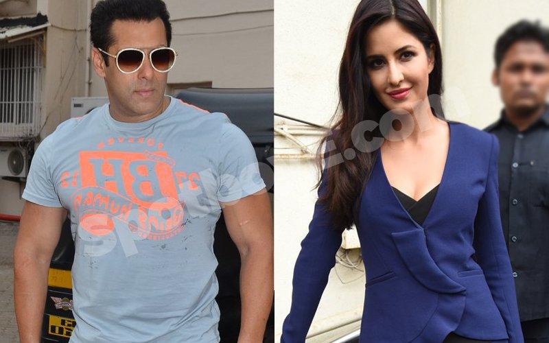 Salman Promotes Ex-Girlfriend Katrina's Film With A Twist