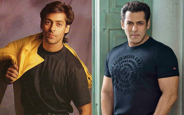 Happy Birthday Salman Khan: This Is How The Superstar Has Looked Over The Years