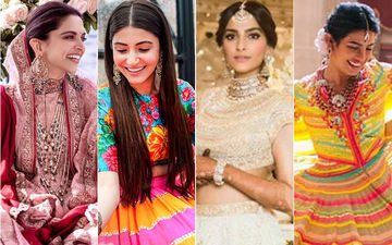 Bollywood's BEST DRESSED Bride: Deepika Padukone, Priyanka Chopra, Sonam Kapoor Or Anushka Sharma?