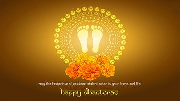 Happy Dhanteras 2019: Wishes, WhatsApp Status, Facebook Messages, Images and Quotes To Help You Spread Joy