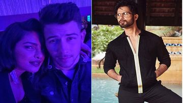 Shahid Kapoor Has An Interesting Advice For Ex-Girlfriend Priyanka Chopra And Her Hubby Nick Jonas