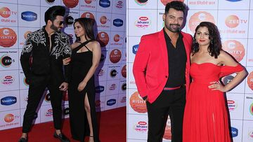 Zee Rishtey Awards: Favourite Jodis Of The Telly World Sizzle On The Red Carpet
