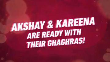 Good Newwz, Laal Ghaghra Teaser: Akshay Kumar And Kareena Kapoor Khan Are Ready To Groove With Their Ghagras