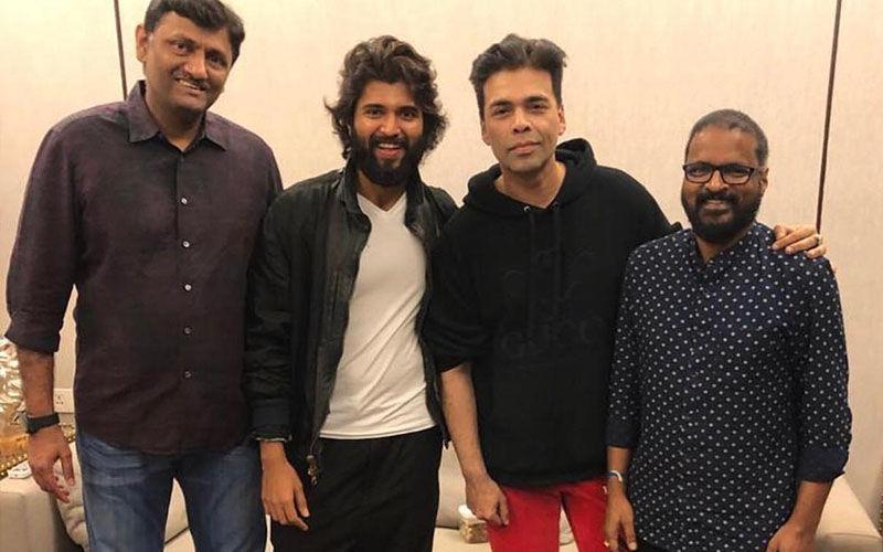 Karan Johar Announces Hindi Remake Of Vijay Deverakonda's Dear Comrade