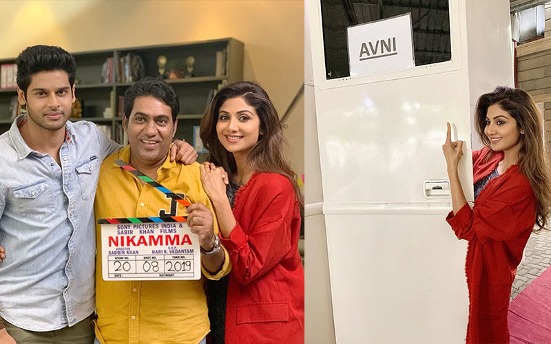Nikamma: Shilpa Shetty Is In Seventh Heaven As She Makes A Kickass Comeback In Sabbir Khan's Next