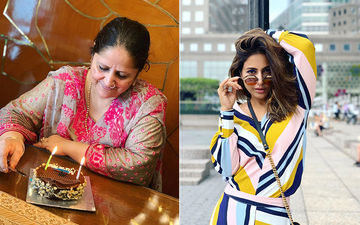 Hina Khan's Heartwarming Note And Gesture On Her Mother's Birthday Can't Be Missed