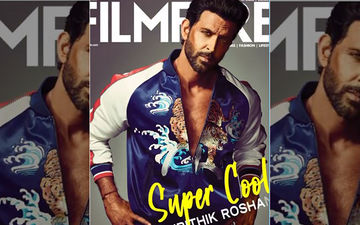 Hrithik Roshan Exudes Cool Vibes On The Latest Bollywood Magazine Cover