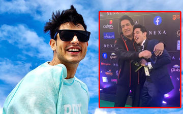 Priyank Sharma Gives A Heartwarming Tribute To Guru Shiamak Dhavar At IIFA Rocks