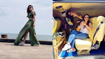 Mouni Roy Sets Vacation Goals With Her Recent Maldives Holiday Pics