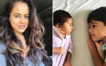 Sameera Reddy Beatboxing With Her Kids Will Make Your Day And Your Weekend Too