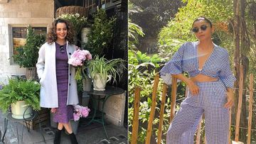 Alia Bhatt Extends An Olive Branch Towards Kangana Ranaut; Sends A Bouquet Of Flowers For Her Padma Shri Win