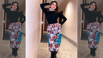 Sunny Leone Won't Hesitate To Serve Tea On-Set As She Gears Up To Don A Producer's Hat