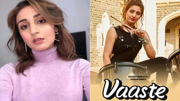 Dhvani Bhanushali's Music Video Vaaste Registers Record-Breaking 1 Billion Views On Youtube