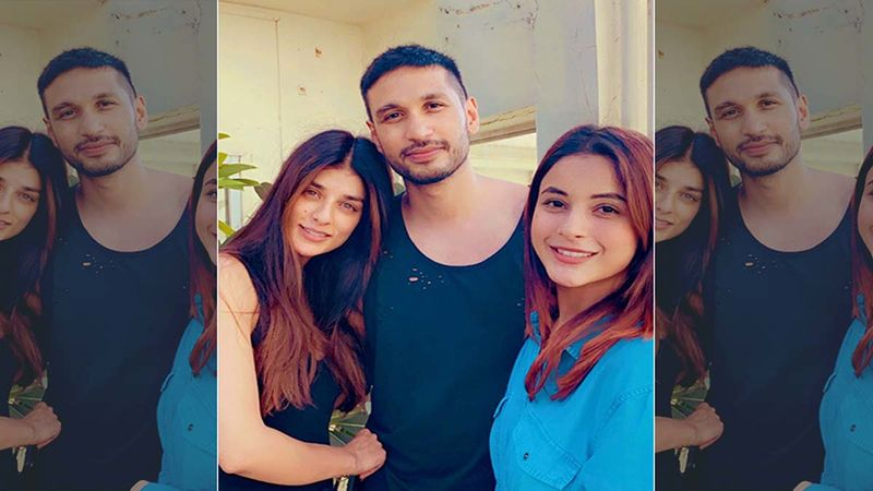 Surprise: Bigg Boss 13's Shehnaaz Gill Collaborates With Arjun Kanungo And South African Model Carla Dennis For Her Next Music Video