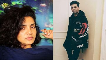 Irrfan Khan's Qarib Qarib Singlle Co-Star Parvathy Reacts To Karan Johar's Tweet On 75 Years Of India's Independence; Calls It 'YUCK'