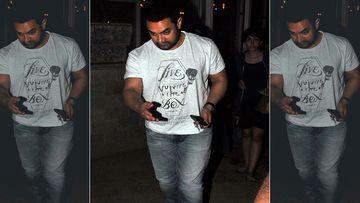 Aamir Khan Is Super Thrilled To Watch His Dangal Co-Stars Fatima Sana Shaikh's Suraj Pe Mangal Bhari In Theatres-Pics