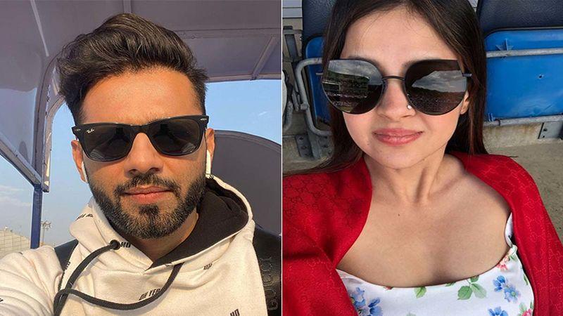 Bigg Boss 14: Rahul Vaidya's Team Shares Unseen Pic With Birthday Girl Sakshi Dhoni And MS Dhoni; Sakshi Has A Warn Reply