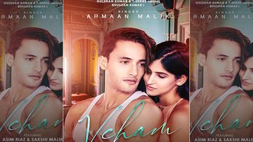 Armaan Malik's 'Veham' Featuring Asim Riaz And Sakshi Malik Has A Bittersweet Feel To It