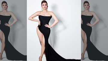 Diet Sabya Caught Urvashi Rautela Copying Kylie Jenner Yet Again; This Time At  Filmfare Awards Curtain Raiser