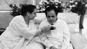 Saira Banu Confirms Veteran Actor Dilip Kumar Keeping Well, Via An Audio Note On Twitter